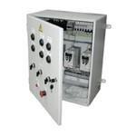 Навесной шкаф управления типа ШУЭ00.18.4-31М-65Ш, степень защиты IP65