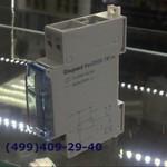 Rex2000TR1m Таймер на ДИН рейку, 10 режимов 0.1 сек-100ч, 12-230VAC/DC, 1 выход реле 250V 8A, 004744 Legrand