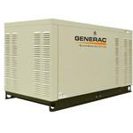 Генератор с жидкостным охлаждением Generac 60 kVa SG060
