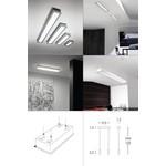 Светильник Window 2 Ceiling Light Linea Light, 2G11 1x24W