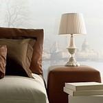 Vintage Le Porcellane 5585, Настольная лампа