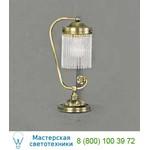 Настольная лампа LA 4-642/1 patina Orion