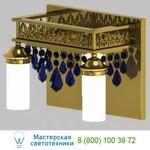 Бра WA 2-1243/2 gold Blau Orion