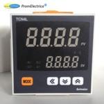 TCN4L-24R ПИД регулятор температуры, 96х96мм, 110-220 Вольт питание, датчики: термопара (K, J)