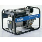 SDMO VX180/4D (5 кВт 6 кВА) для сварки дизельный