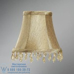 Shuller BEIGE LAMP SHADE 014 WITH TASSEL арт.4834