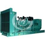 Дизельный электроагрегат  Cummins C1675D5 номинальной мощности - 1400 кВА