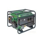 Генератор бензиновый Hitachi E57, 5,1/5,7 кВт, 1-фазный