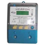 Счётчик электроэнергии однофазный Нейрон Н1П-АР-4-Р-П для систем АСКУЭ (АИИС КУЭ БП)
