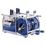 Lukas P 650 4G - DHR 20 для работы четырех инструментов одновременно. Снабжена шланговой катушкой