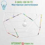 Threaded Spica Pendant Light Iacoli & McAllister