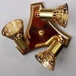 Nervilamp F3 French gold F1, f2, f3, Потолочная люстра