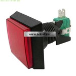 Кнопки для игровых автоматов GMSI-2B-S ON-OFF RED  (от 100 шт.)