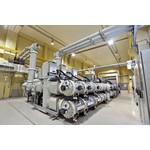 Элегазовое комплектное распредустройство производства ALSTOM Grid на 110 кВ