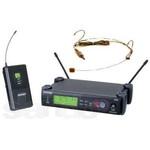 Shure SLX14/85 микрофонная радиосистема (гарнитура)beta58a