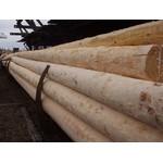 Опоры ЛЭП деревянные 8,5 м.