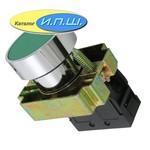 3SA8-BA31 Кнопка зеленая, с потайным толкателем, диаметр 22 мм, контакт NO, 5А, XB2-BA31