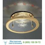 Встраиваемый спот STR 10-303 Gold/rubin Orion