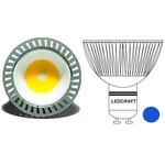 LED лампа 120 MR16(GU10) 3 Вт 220 Вольт Синий