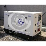 Дизель генератор  GMJ44 номинальной мощности - 40 кВА