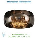 Потолочный светильник Lucide PEARL Deckenl. H25 D50cm 6xG9/40W Raindrops/Chroom 70163/50/11