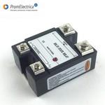 SSR-1-D22DC40 Твердотельное реле 40 Ампер, 5-220 Вольт постоянного тока, управление 3-32 VDC