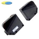 BX15M-TDT-T Фотодатчик пересечения луча , 15 м, NPN или PNP, NC или NO, таймер,12-24VDC, Autonics