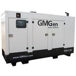 Дизель-генераторная установка GMJ120 в шумозащитном кожухе SILENT