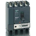Автоматический выключатель 4П 4T MICR. 2.2 100A NSX160B | арт. LV430751 Schneider Electric