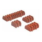 Блоки зажимов проходных БЗ26-1,5П10, БЗ26-1,5П16, БЗ26-4П16, БЗ26-4П25, БЗ26-4П40