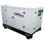 Дизель-генераторная установка GMJ33 в шумозащитном кожухе SILENT