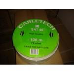 Cabletech SAT 50 M коаксиальный кабель