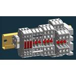 Зажимы наборные измерительные ЗН27-2,5И25, ЗН27-6И40 и блоки зажимов БЗН27-И