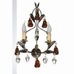 Murano Fruit 1300.2F FANGO Tredici Design, Бра