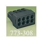 Клемма WAGO (ВАГО) 773-308 (с пастой) 8*2,5 мм2