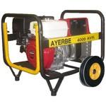 Бензиновая электростанция AY 6000 H AVR