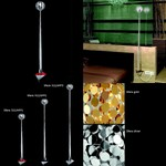 Lamp светильник Sfera 512/ APP wall sconce, G9 1x75W