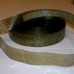 Лента слюдинитовая ЛСп-F-ТПл (ЛСК-110ТПл, ЛСЭК-5ТПл) т. 0,08мм