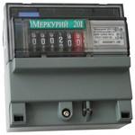 Меркурий 201.5 5-60А; 220В; 1,0; МОУ (цена от 587 руб. до 530 руб.)