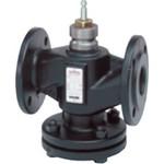 Клапан регулирующий двухходовой VVF21: VVF21.22, VVF21.23, VVF21.24, VVF21.25, VVF21.39, VVF21.40, VVF21.50, VVF21.65, VVF21.80, VVF21.90