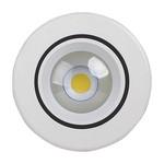 HL695L Светодиодный светильник встраиваемый 8W 4200K Белый