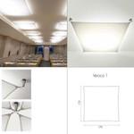 B.Lux светильник Veroca 1 Ceiling Light