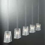 Vicky Five Light Pendant - D69A05 Fabbian