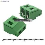 Терминальные блоки DG129-7.62-2 (от 500 шт.)