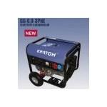 Генератор бензиновый Кратон GG-6,0-3PHE, 6,0/6,5 кВт, 3 фазный