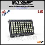 Светодиодный светильник 500 Вт модель GL-FL-500W