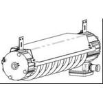 Взрывозащищенный аварийный светильник ЛСП 66Ех 2х18 АО 3 (аккумулятор-3 часа)