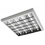 Светильник TL ЛПО 4х18 накладной зерк/реш (ЛПО 418)