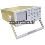 С1-160 осциллограф двухканальный
