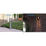 791A.60.04 Bel Lighting stainless steel, Outdoor lighting > Floor/surface/ground > Bollards